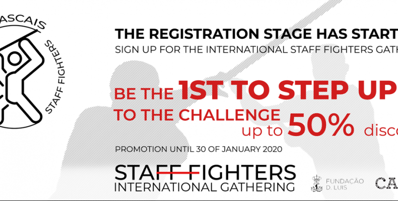 Stafffighters gathering, register now