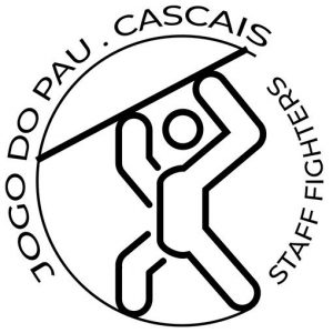 Logotipo do Grupo de Jogo do Pau de Cascais