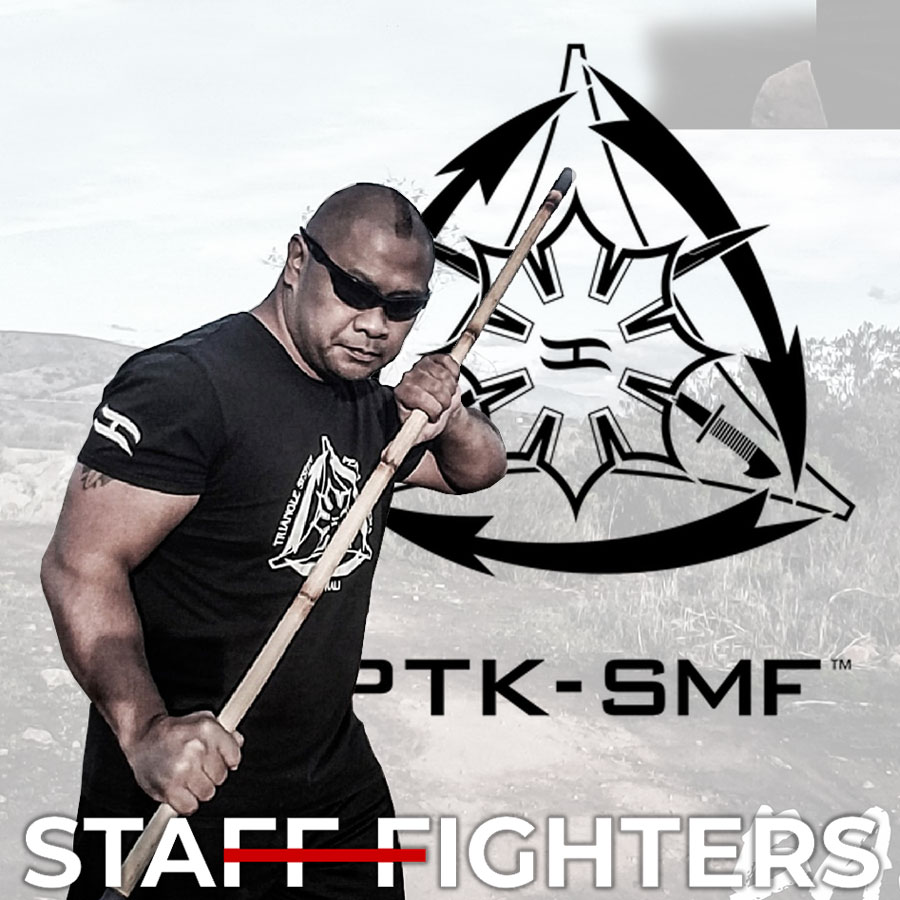 Ferdinand Terado Pekiti-Tirsia Kali stafffighters