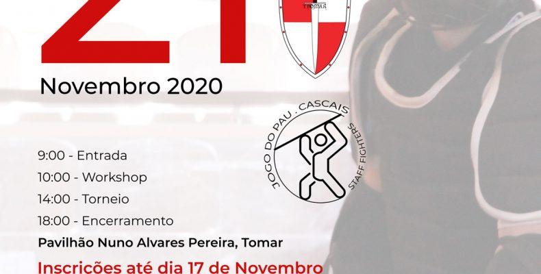 II Tournament of Jogo do Pau in Tomar