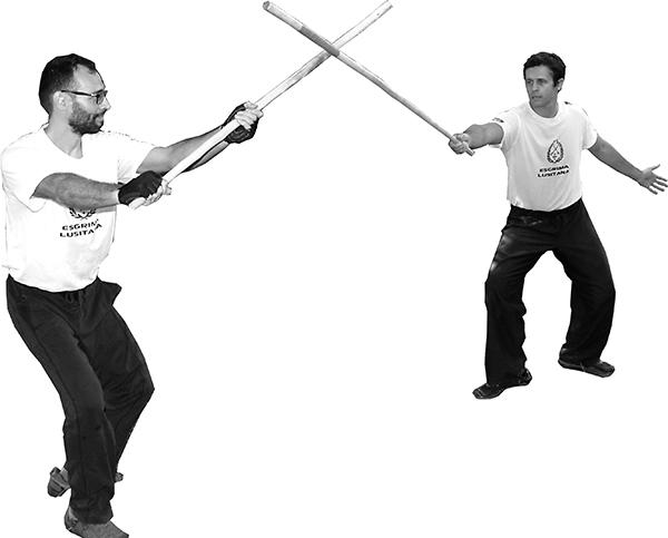 jogo do pau cascais defense distance stafffighters