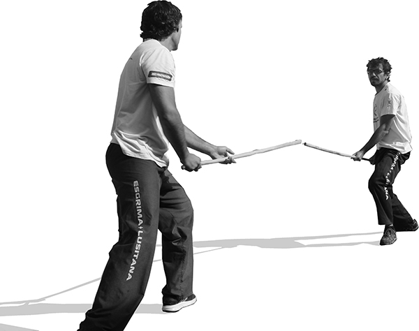 jogo do pau cascais guard distance stafffighters